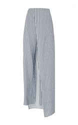 Hellessy Cefalu Cigarette Skirt Pants Stripe