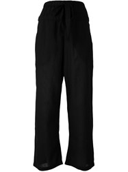 Lost And Found Rooms Drawstring Pants Black