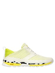 Volta Footwear Ct I Strada Mesh And Nylon Sneakers