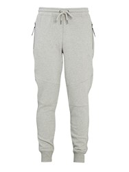 Bench Men's Sprinter Tapered Pants Grey Marl