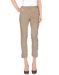 Qcqc Trousers Casual Trousers Women Khaki