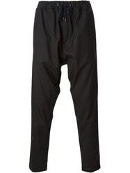 Viktor And Rolf Tapered Trousers Blue