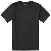 Patagonia P6 Logo Pocket Tee Black