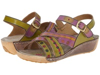 Spring Step Livingstone Purple Women's Shoes