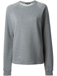 Sofie D'hoore Crew Neck Sweater Grey