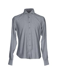 Yes Zee By Essenza Shirts Shirts Grey