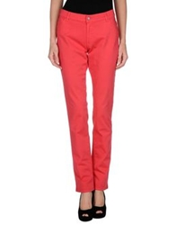 Xandres Casual Pants Coral