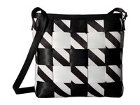 Harveys Seatbelt Bag Commuter Crossbody Houndstooth Athletic Handbags Black