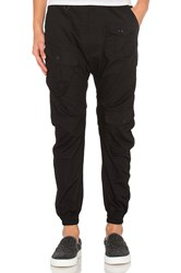 Publish Izzy Cargo Jogger Black