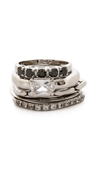 Iosselliani Stack Ring Set
