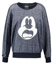 Eleven Paris Bimickey Sweatshirt Navy Dark Blue