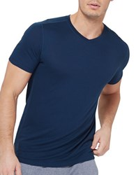 Mpg Rush Essential Tee Navy