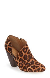 Corso Como Women's 'Yonkers' Genuine Calf Hair Cutout Bootie 3 Heel