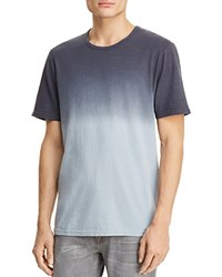 Sovereign Code Faxon Ombre Short Sleeve Tee Navy Blue