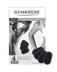 Bio Medical Research Slendertone Replacement Arms Gel Pads Set Of 4 No Color