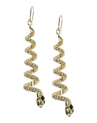 Alberta Ferretti Earrings Gold