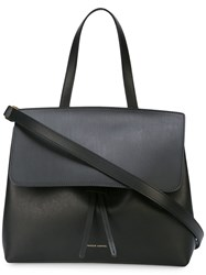 Mansur Gavriel Mini Lady Bag Black