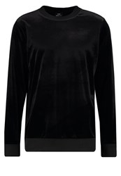 Dr. Denim Dr.Denim Luka Sweatshirt Black Velvet
