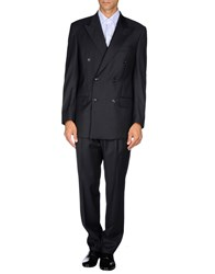 Sidi Suits And Jackets Suits Men Dark Blue