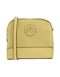 Roccobarocco Handbags Yellow