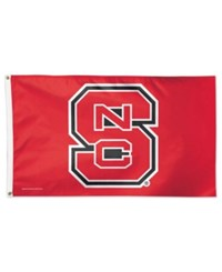 Wincraft North Carolina State Wolfpack Deluxe Flag Red
