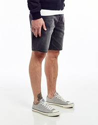 Cheap Monday Line Shorts City Black In Regular Fit