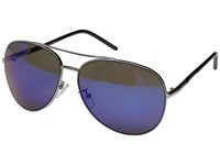 Steve Madden Chris Blue Fashion Sunglasses