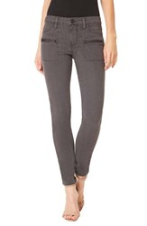 Sanctuary Women's 'Ace Utility' Stretch Skinny Pants Mica Wash