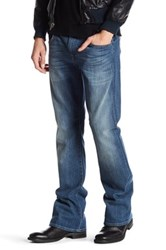 7 For All Mankind Brett A Pocket Modern Bootcut Jean Blue