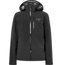 Arc'teryx Cassiar Gore Tex Ski Jacket Black