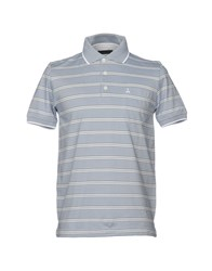 Bramante Polo Shirts Light Grey