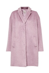Great Plains Kitty Cocoon Coat Lilac