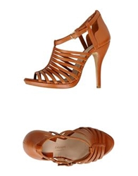 Carlo Pazolini Sandals Tan