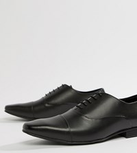 Kg By Kurt Geiger Wide Fit Kenwall Lace Up Shoes Black