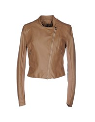 Liviana Conti Coats And Jackets Jackets Women Khaki