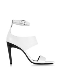 Proenza Schouler Off White Leather High Heel Sandal
