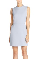 French Connection Women's 'Sundae' Stretch Minidress Salt Water