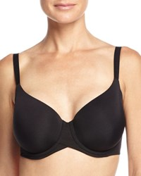 Wacoal Ultra Side Smoother Contour Underwire Bra Black