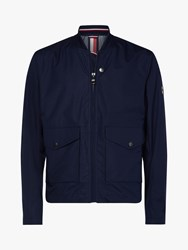 Tommy Hilfiger Water Repellent Stretch Field Bomber Jacket Navy