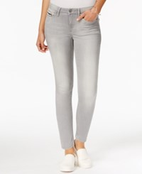 Calvin Klein Jeans Ankle Skinny Marble Grey