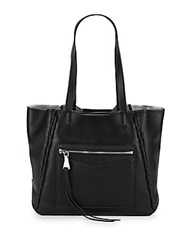 Aimee Kestenberg Delara Leather Tote Black