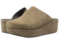 Cordani Carma 2 Oregano Suede Women's Clog Shoes Brown