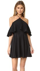 Amanda Uprichard Baja Dress Black