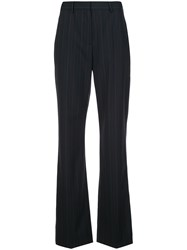 M Missoni Pinstriped Flared Trousers 60
