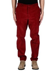Jaggy Casual Pants Lilac