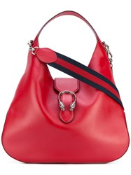 Gucci Dionysus Hobo Bag Women Calf Leather One Size Red