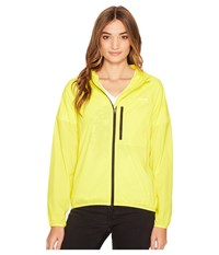 Converse Windbreaker Fresh Yellow Women's Coat