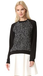Giambattista Valli Sweatshirt Black