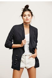 Free People Womens Sensual Blazer