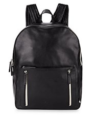 Ben Minkoff Bondi Leather Backpack Black
